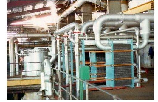 Монтаж оборудования для сахарной промышленности